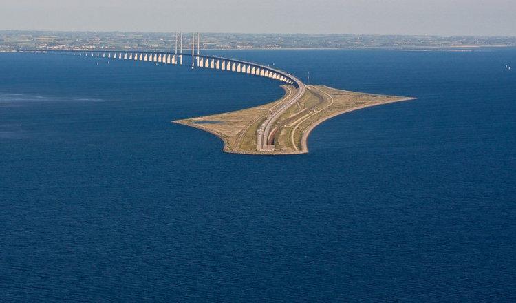 Øresund Bridge, Denmark