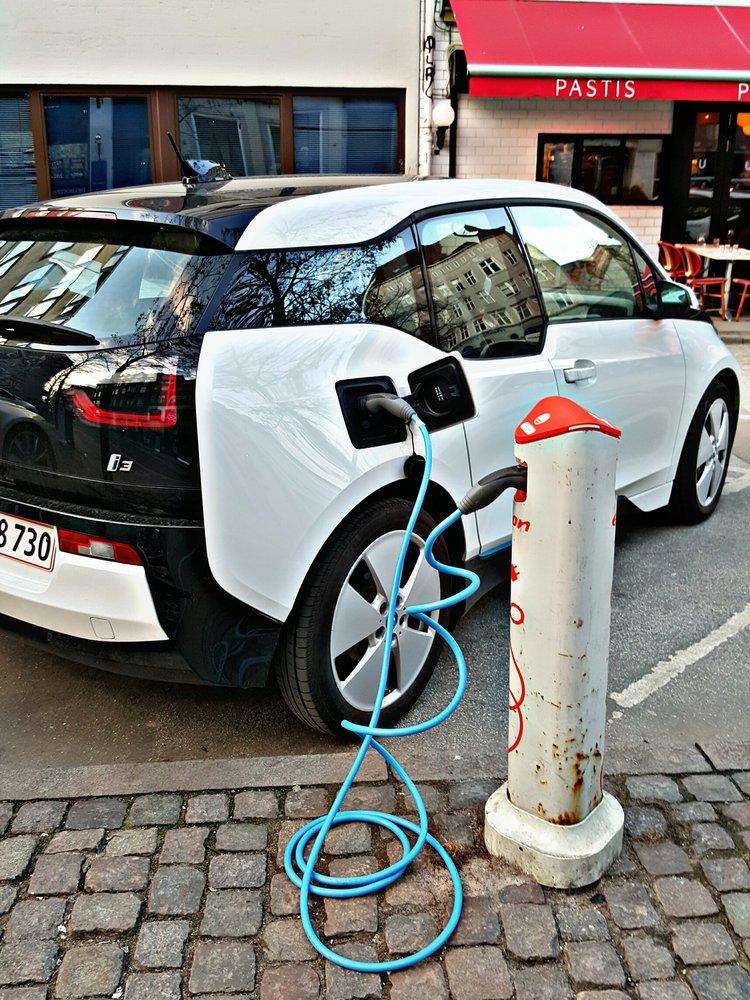 Electric Car for rent in Copenhagen