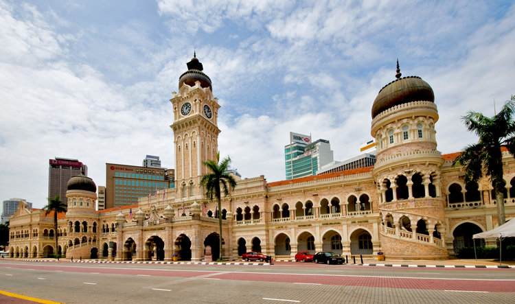 Sultan Abdul Samad Building, KL