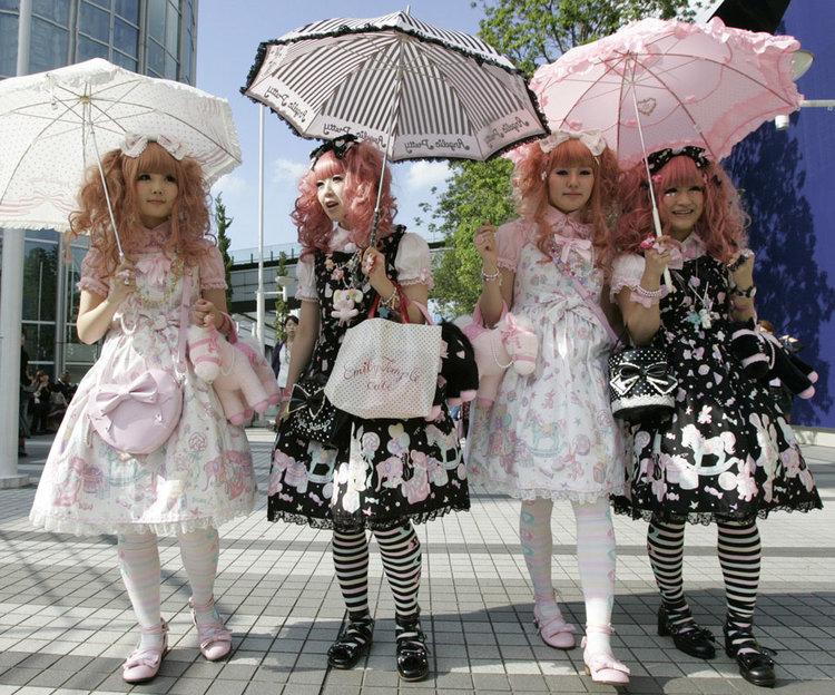 Lolitas, Tokyo