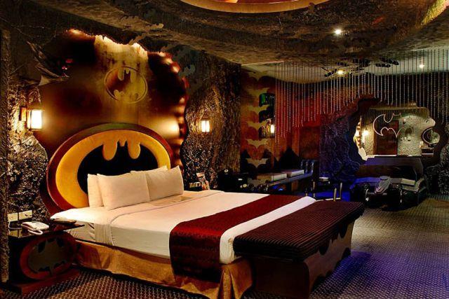 Japanese Love Hotel Room