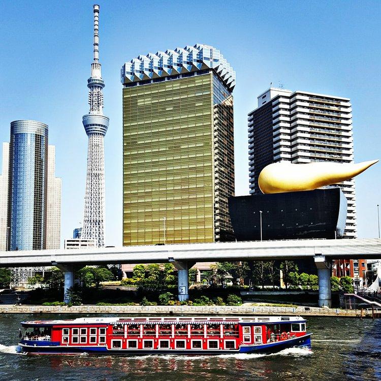 Azumabashi & Tokyo SkyTree