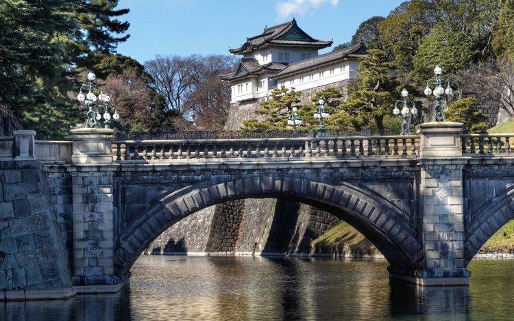 Kokyo Imperial Palace