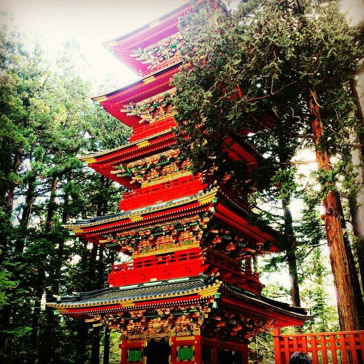 Tōshōgū, Nikko