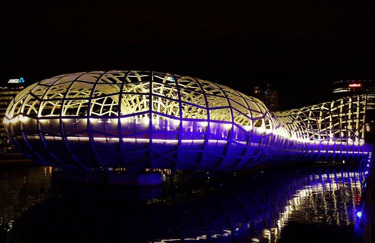 Webb Bridge, Melbourne