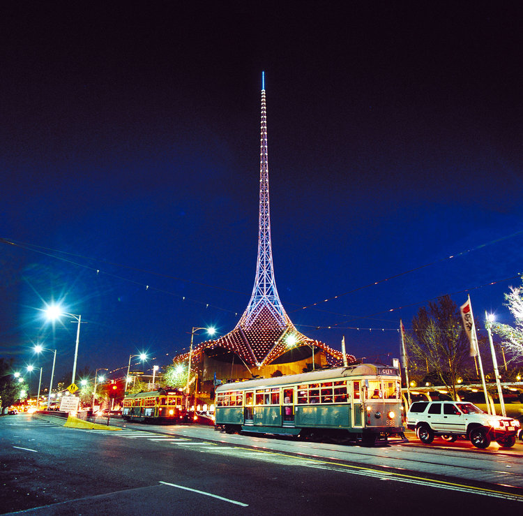 Arts Center Of Melbourne