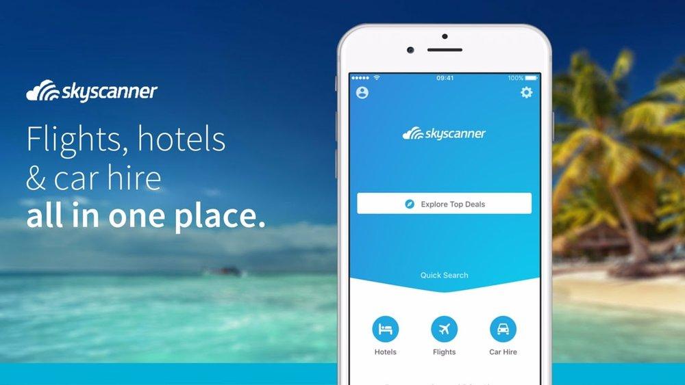 Skyscanner Mobile App