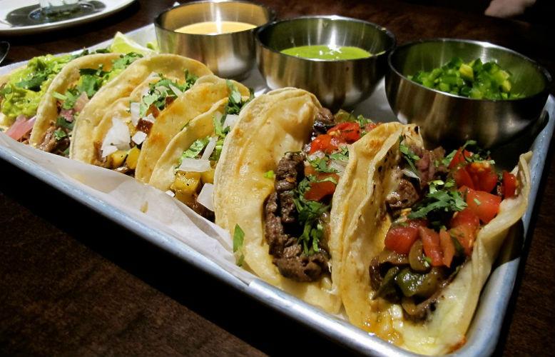Tacos en México