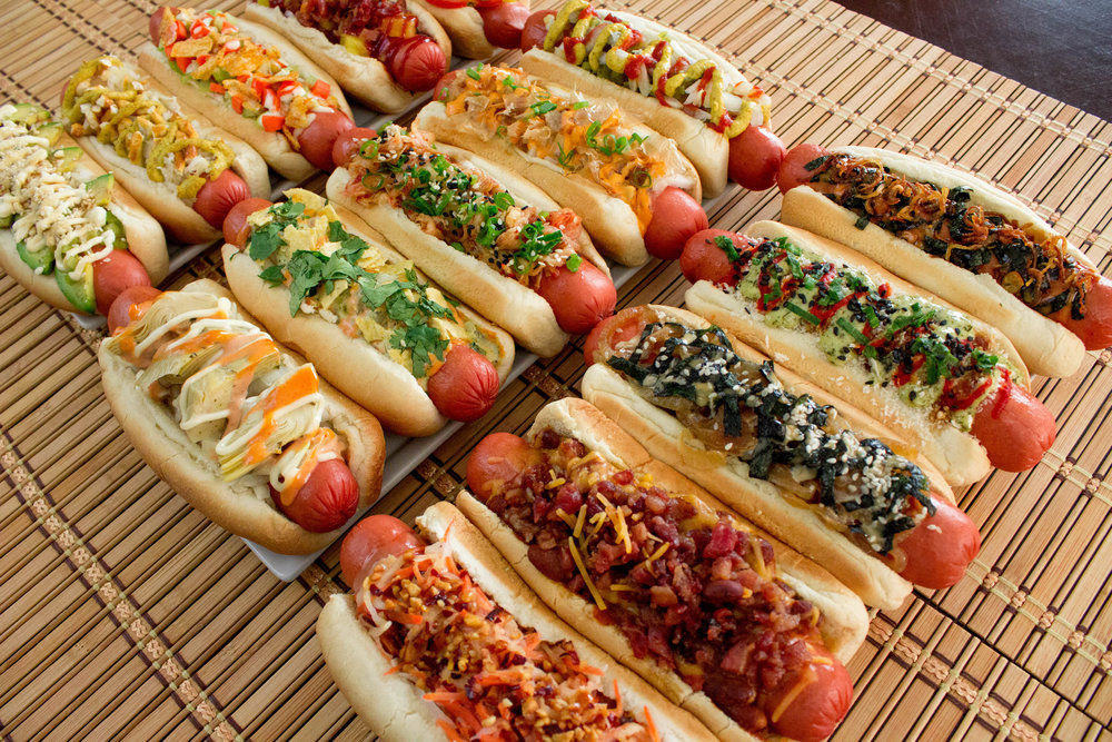 Hot Dogs en Estados Unidos