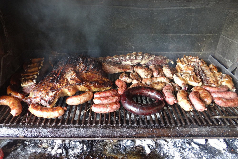 Argentinian BBQ or Asado Argentino