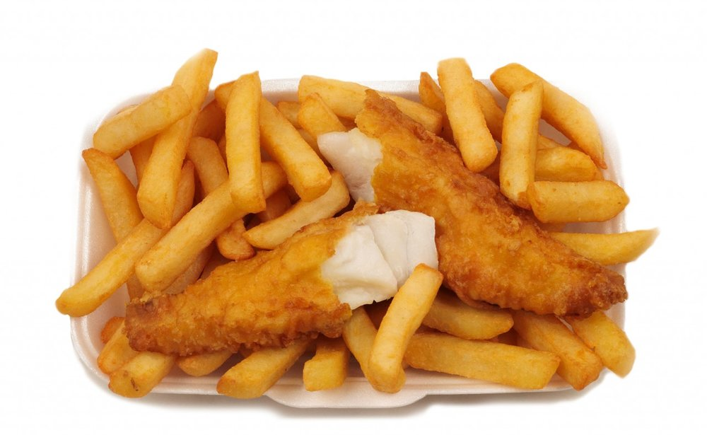 Fish and Chips in the UK