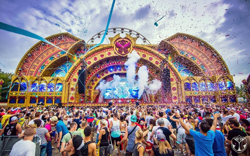 10 Things You Only Know If You've Been In Tomorrowland — WILLIAM