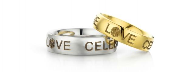 Tomorrowland Wedding Rings