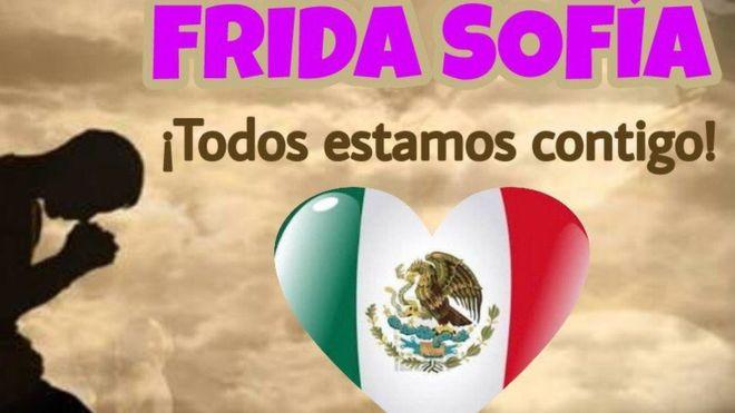 México con Frida Sofía
