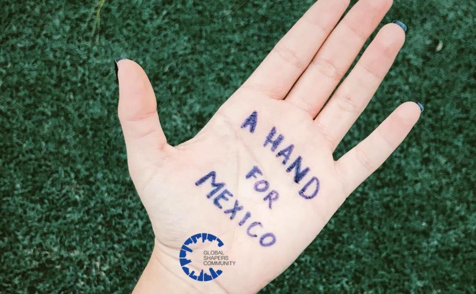 Donaciones en línea con Mexico City Global Shapers
