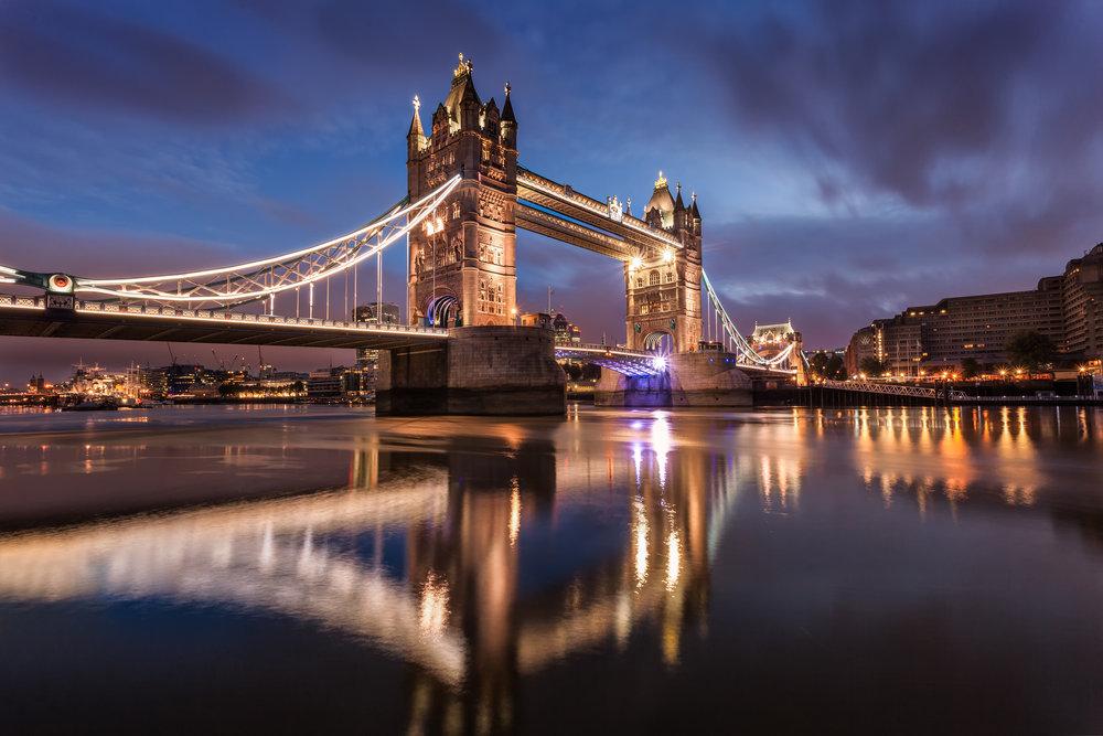 Puente de la Torre de Londres