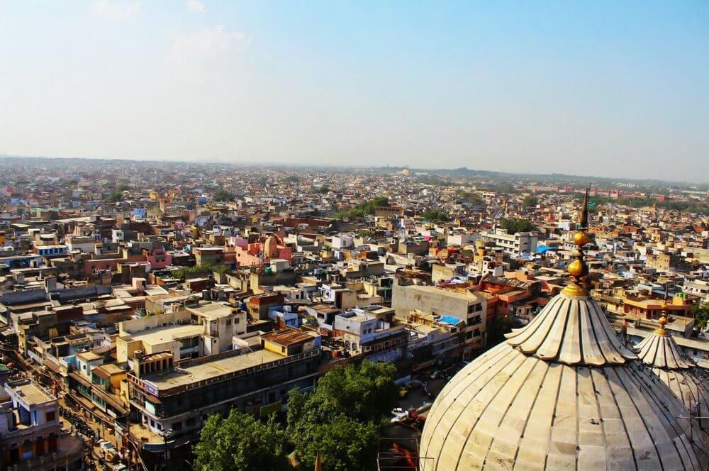 Vieja Delhi, India