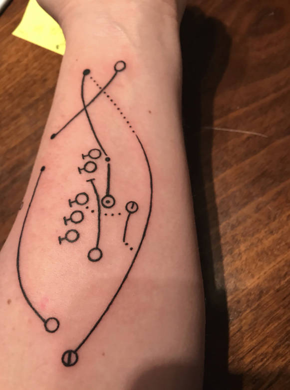 Philly Special Tattoo