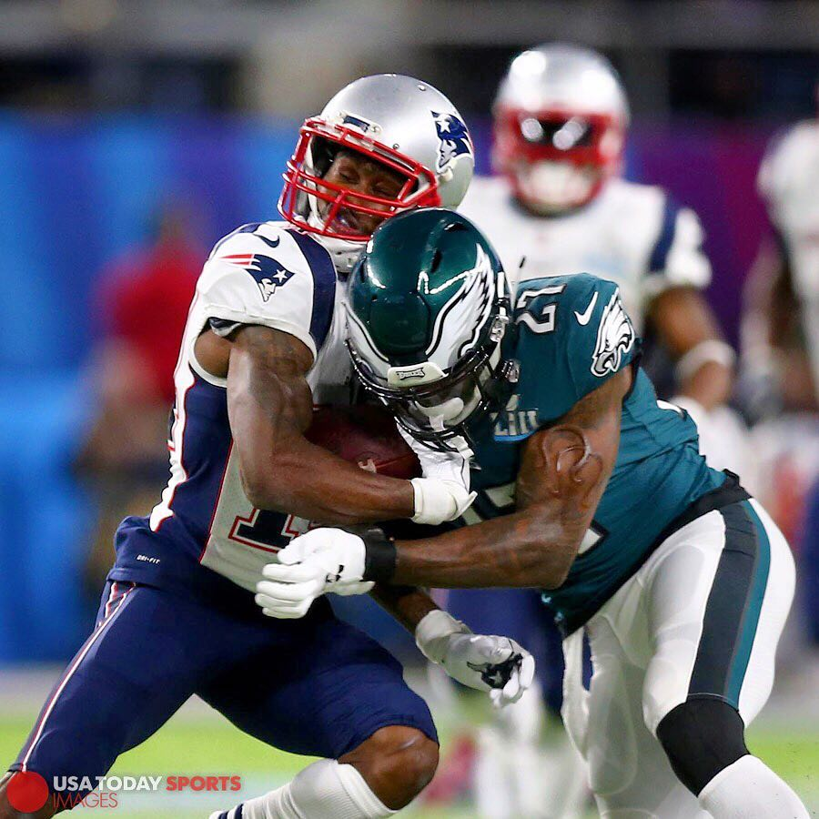Jenkins hit on Cooks in Super Bowl LII
