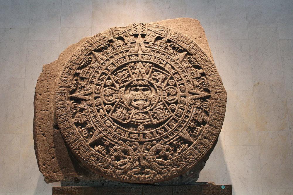 Piedra del Sol, CDMX