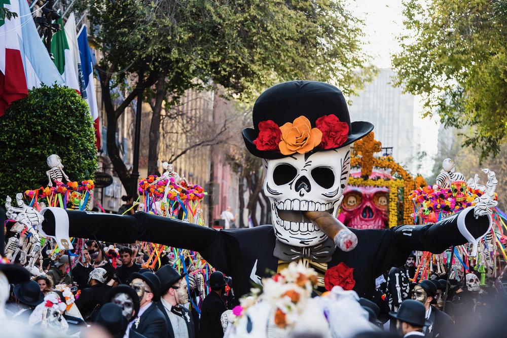 Festival del Día de Muertos