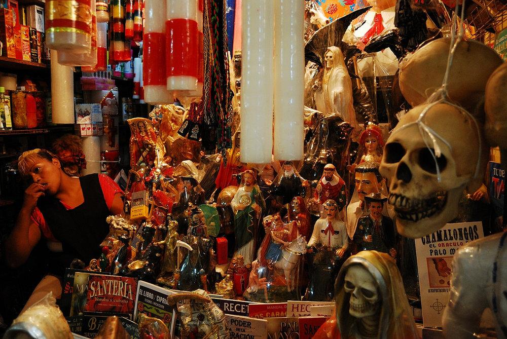 Sonora Market, Mexico City