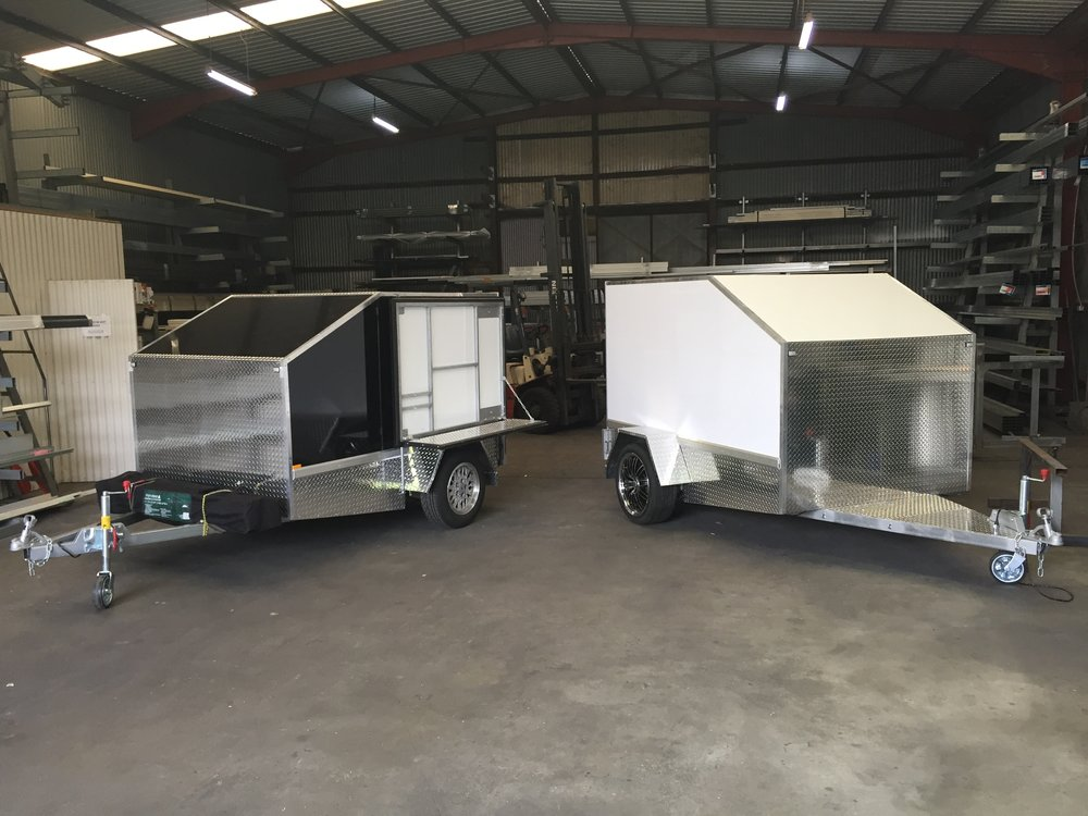 Perth Go Kart Trailers