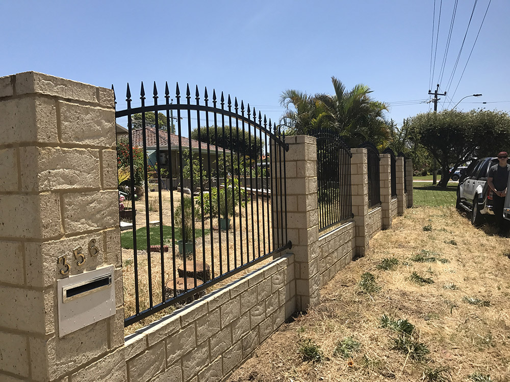 Perth Fence Designs
