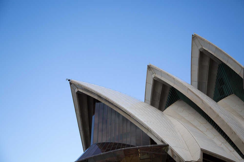 What about changing Australia Day to the date the Opera House was completed?
