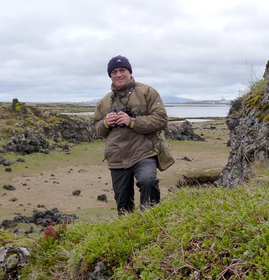 birding in reykjavik aged 41