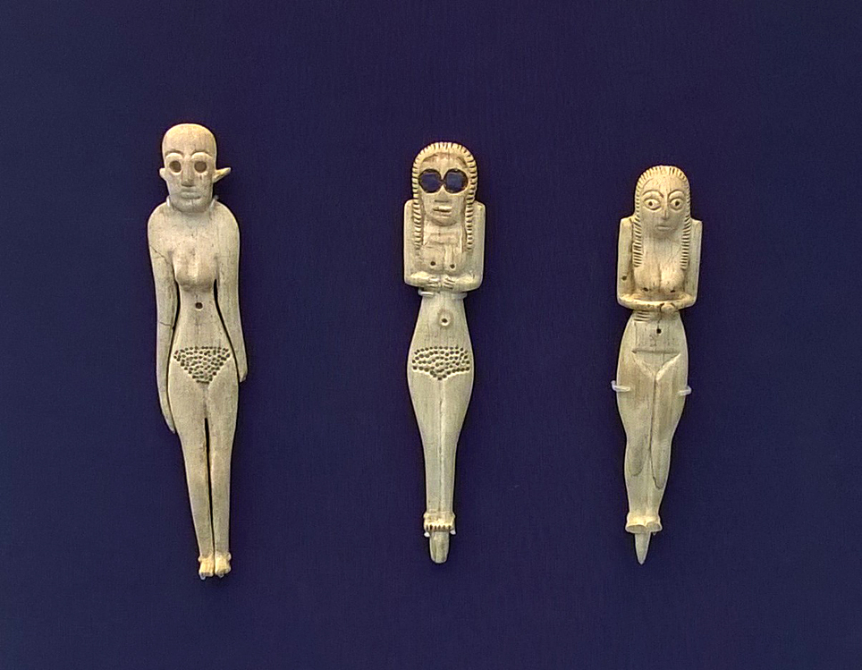 The ancient Egyptians were massive fans of the Sugababes