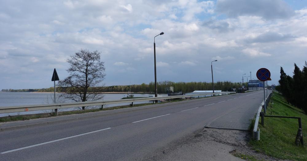 zegrze reservoir