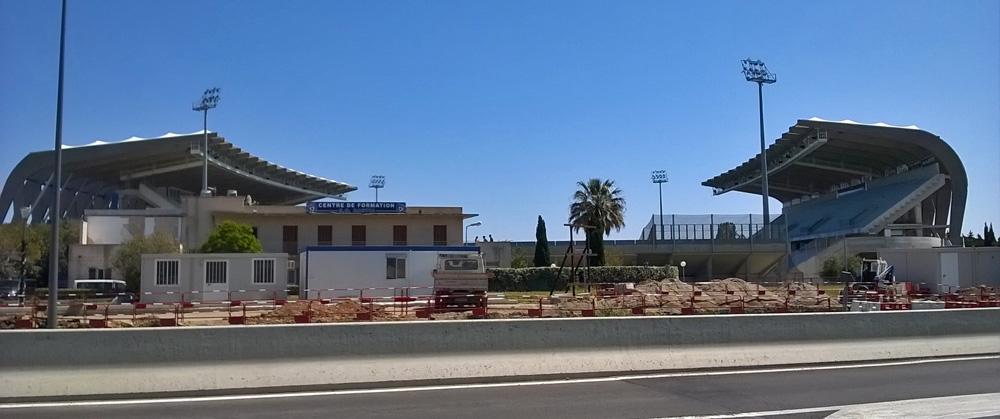 S. C. Bastia stadium