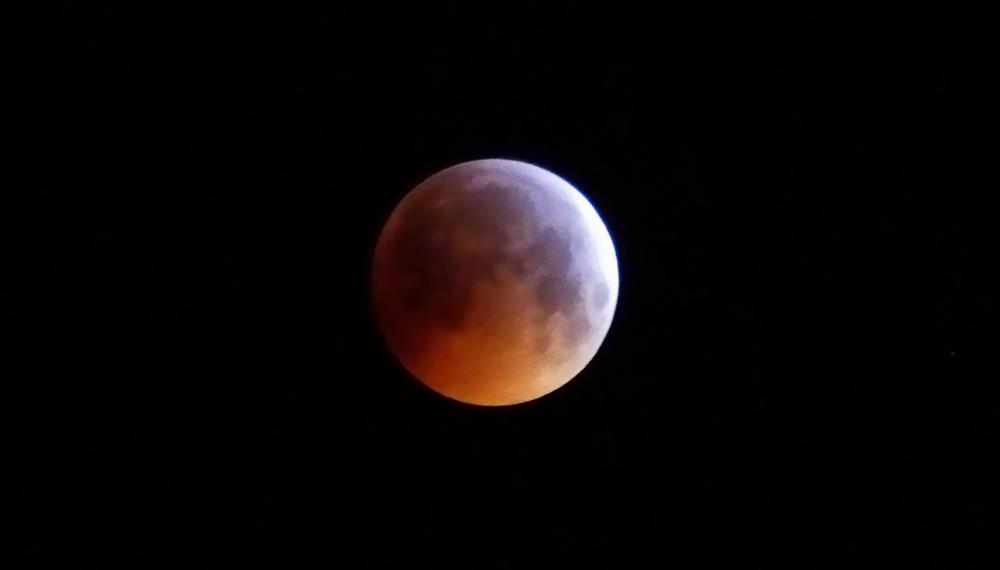 Lunar eclipse - 21 Jan 19