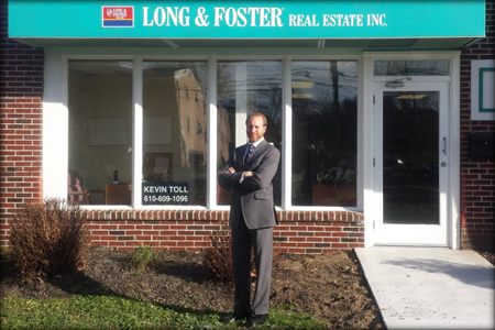 KEVIN TOLL TEAM 95 S Eagle Road Havertown, PA 19083