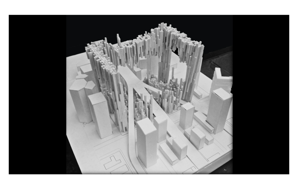 CITY WITHIN CITY - Architectural Concept & Design