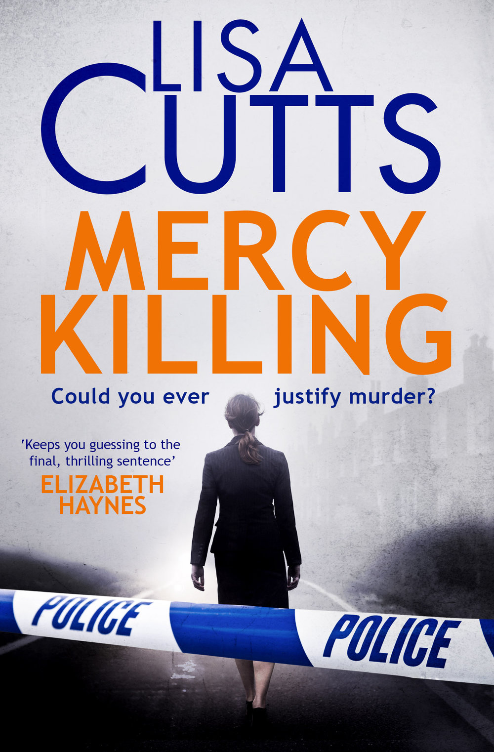 Mercy Killing by Lisa Cutts