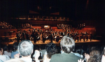Royal Festival Hall, London 1995