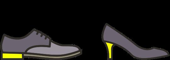 Shoe heel repairs
