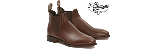 RM Williams Boot Repairs