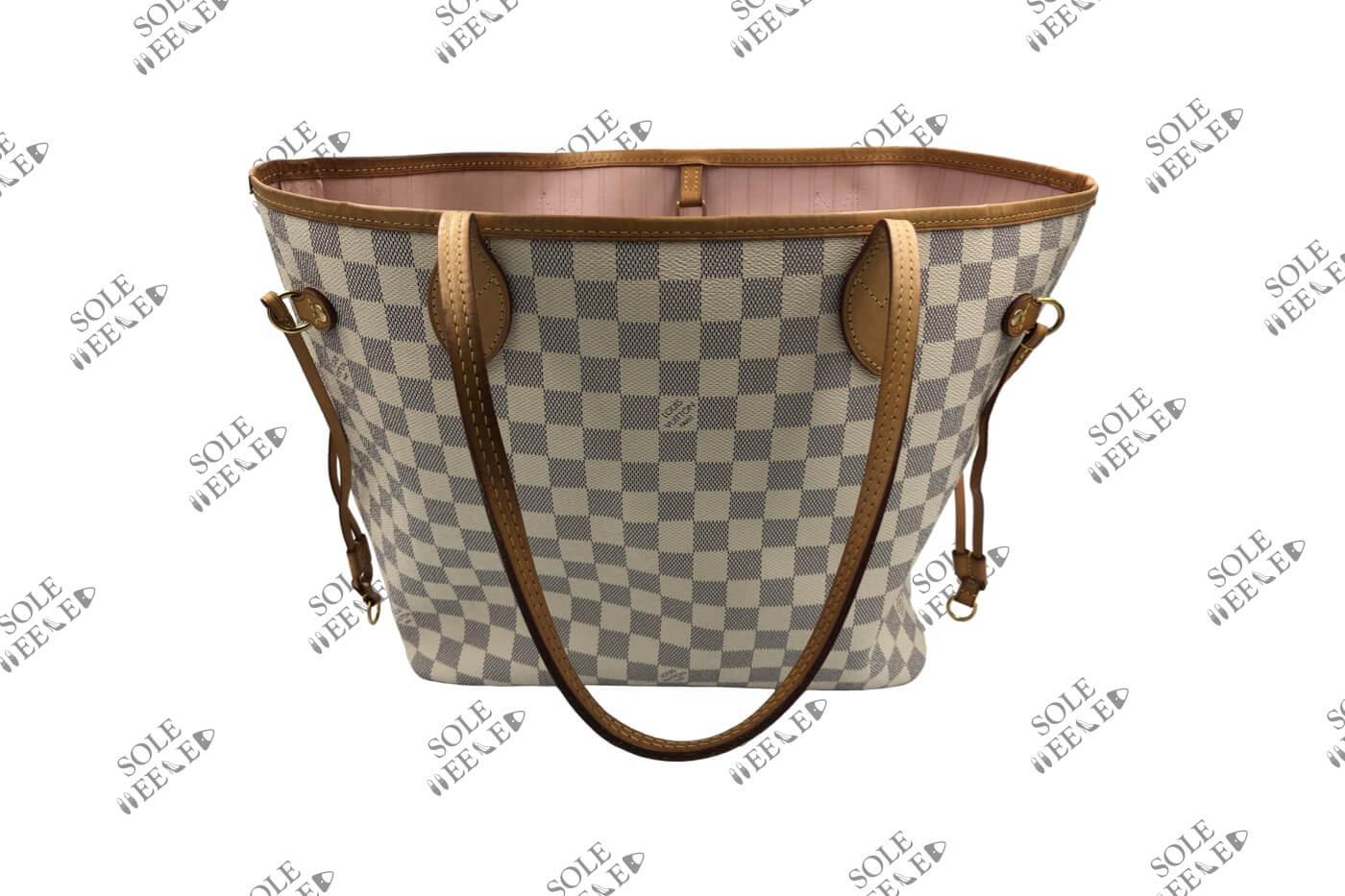Louis Vuitton Handbag Interior Clean Soleheeled