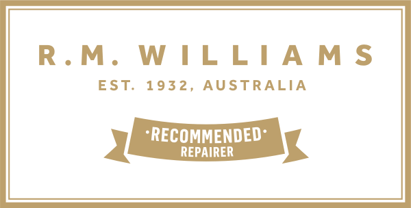 Official recommended R.M. Williams boot repairers