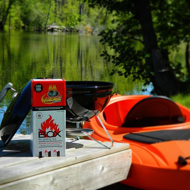 Playing all day on water and grilling go hand in hand. Grab theBOX and grill out this weekend!