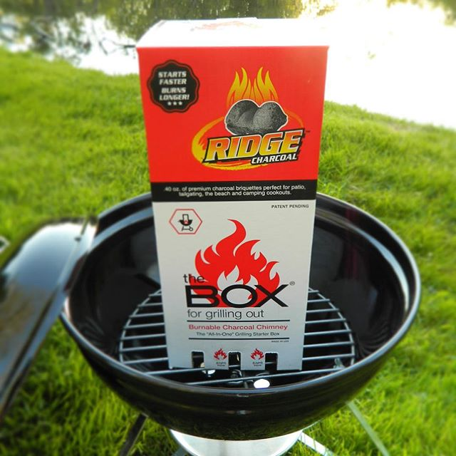 Holiday weekend = grilling out. Grab theBOX and have a party!