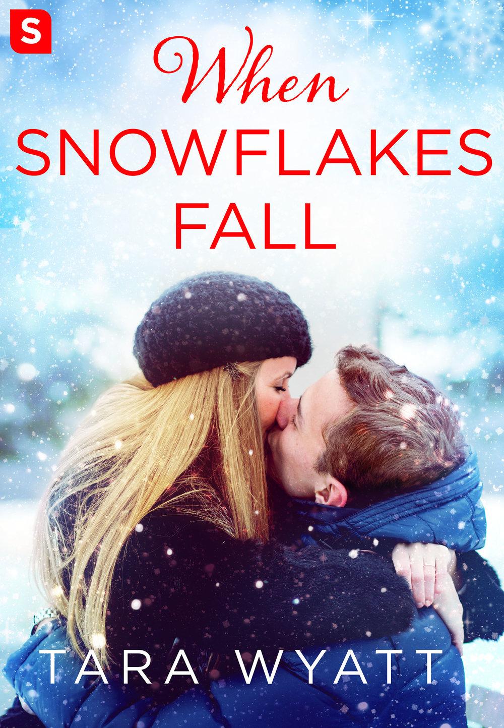When Snowflakes Fall by Tara Wyatt The Graysons Series Book 1 Holiday Romance