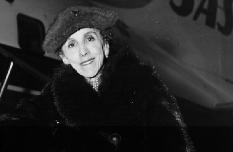 The infamous and famous Karen Blixen.