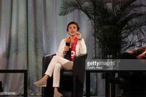 Schöne Digitale Welt – Die Zukunft unseres Lebens.Diskussionsveranstaltung mit Bundeskanzlerin Angela Merkel