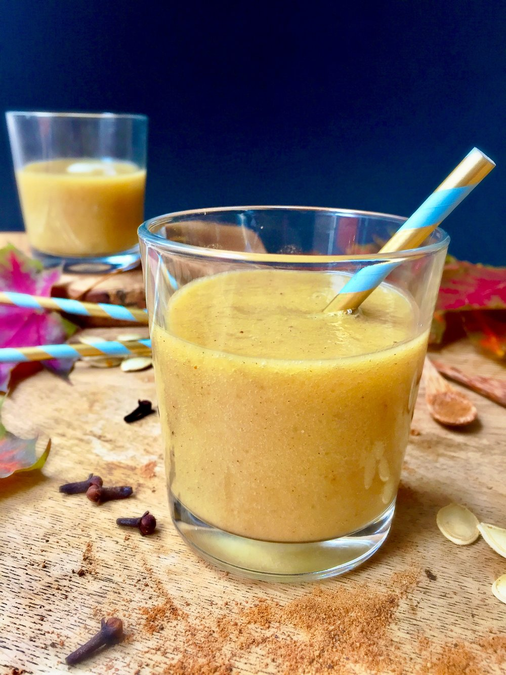 The Flourishing Pantry - Pumpkin Smoothie - Yeast Free Diet