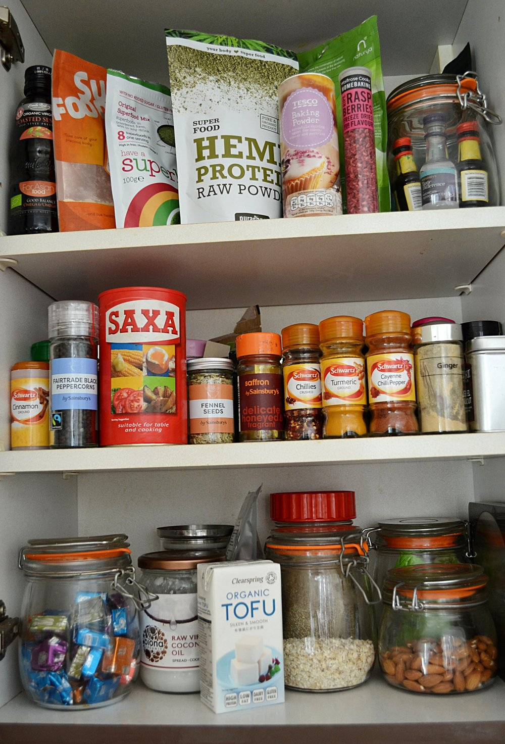 How's your pantry looking?