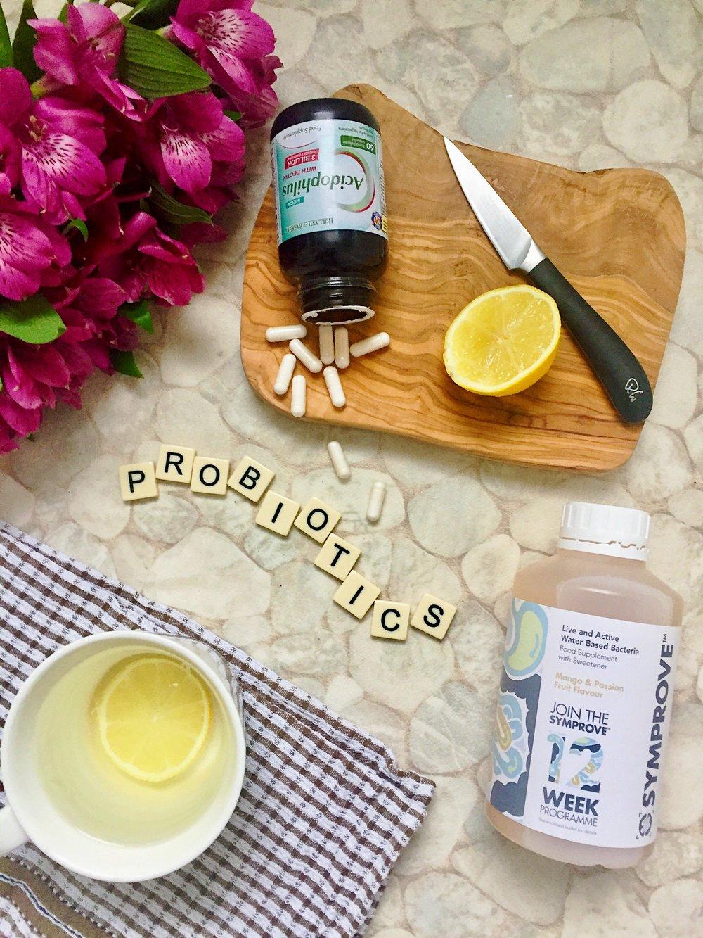 Probiotics | The Flourishing Pantry | yeast free diet